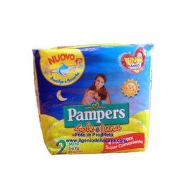 Pannolini Pampers Sole e Luna Taglia N. 2 Mini Peso 3/6 kg. (pz.21)
