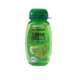 Shampoo Garnier ultra dolce Bambini alla mela verde e Kiwi contenuto 250ml