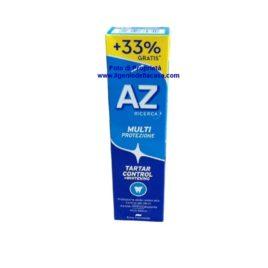 Dentifricio Az Tartar control + Whitening contenuto 100ml