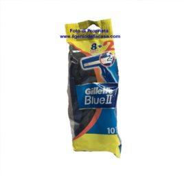 Rasoio Gillette Blue due usa e getta (pz.10)