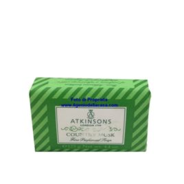 Sapone solido Atkinsons Country Musk (125g)