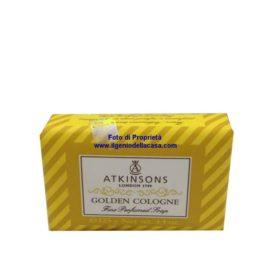 Sapone solido Atkinsons Golden Cologne (125g)