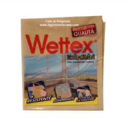 Panno per la pulizia Wettex extra vetri (pz.1)