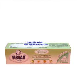 Pasta protettiva cambio pannolino Fissan baby Protezione e natura contenuto 75ml