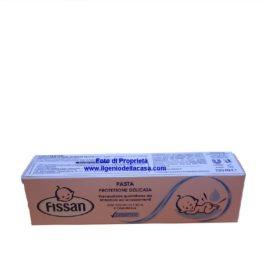Pasta protettiva cambio pannolino Fissan baby Protezione delicata contenuto 100ml