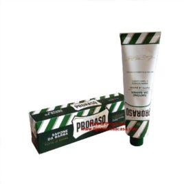 Sapone da barba Proraso Rinfrescante e tonificante Tubo contenuto 150ml
