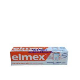 Dentifricio Elmex Protezione carie contenuto 50ml