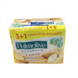 Sapone solido Palmolive naturals carezza delicata (pz.4 x 90g)